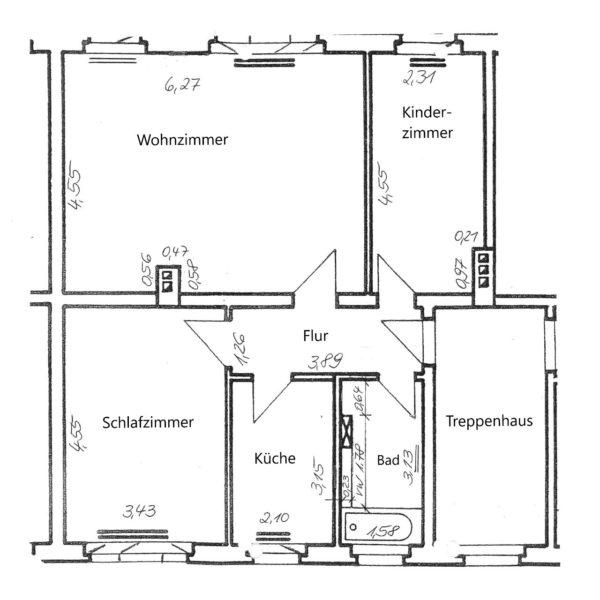 Wohnungen in Weida